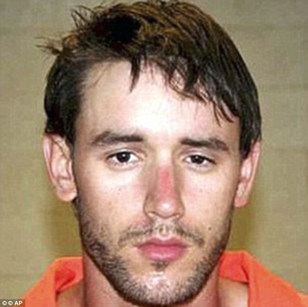 Killer: Joshua Komisarjevsky was sentenced to death for his role in the deadly home invasion