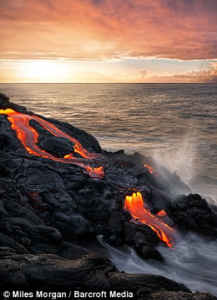 One of the reasons behind the slowdown is volcanic eruptions, which send particles into the atmosphere that reflect heat