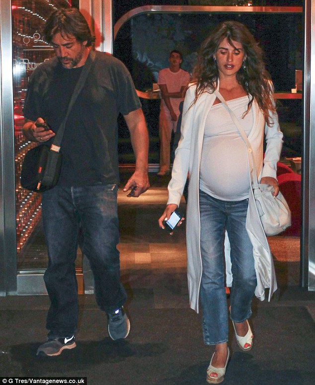 Adding to their brood: The pair already have a two-year-old son, Leonardo, who they are notoriously private about