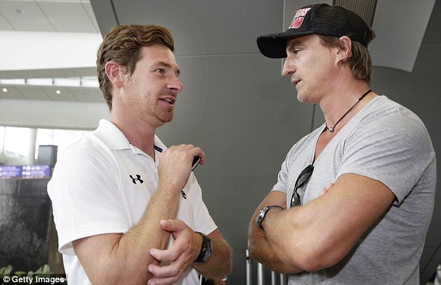 Rumour mill: Andre Villas-Boas has been linked to a number of Europe's elite clubs this summer