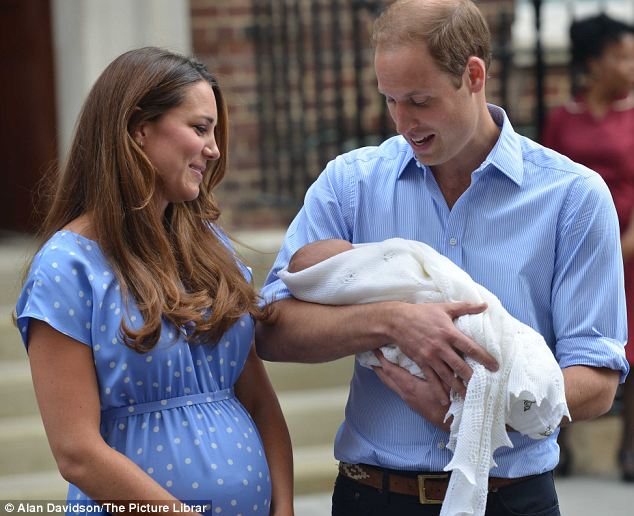 A neat bump: Mothers' groups were delighted at the Duchess's decision not to hide her bump, with Netmums' founder Siobhan Freegard saying she had dispelled the 'myth that all mothers should be perfect postpartum'