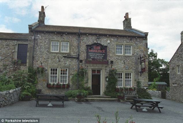 The Woolpack: Mr Whiston made the comments at a screening of an Emmerdale special