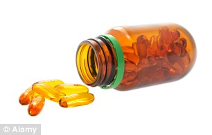 Danger: Fish oil capsules have been linked to high levels of prostate cancer