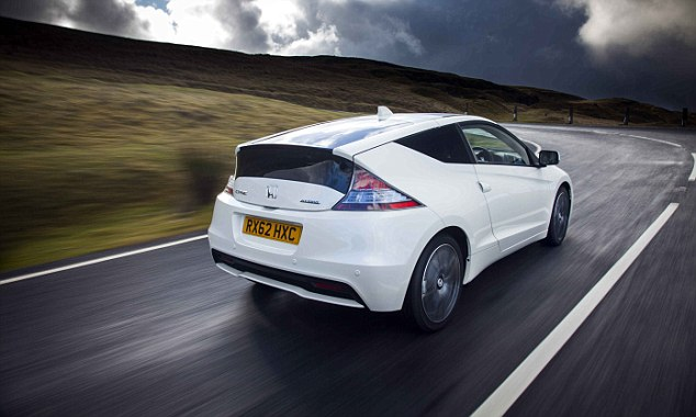 Top dog: Honda continues to dominate the top of the car reliability league table according to WhatCar?