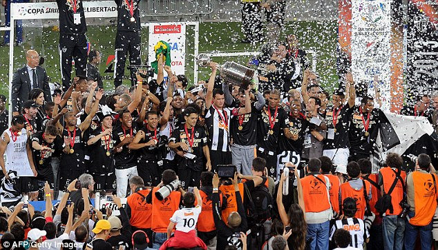 Champions: Atletico Mineiro lift the Copa Libertadores after a dramatic penalty shootout victory