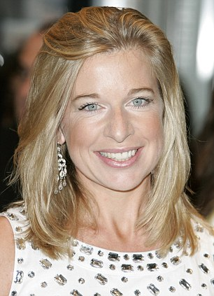 New victim: Katie Hopkins has now turned her anger to Prince George of Cambridge saying she had a dog with the same name who got run over