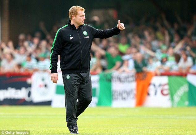 Investigation: Celtic are under investigation and could face a fine