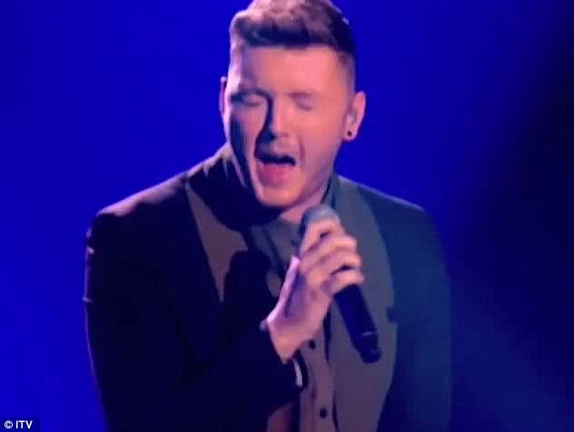 Recent champ: 2012 winner James Arthur is currently working on his debut album