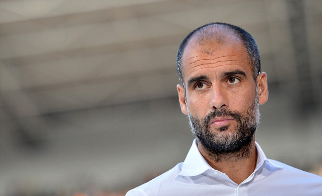 Under pressure? Pep Guardiola's first trophy as Bayern Munich manager is up for grabs