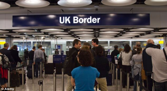 New figures reveal 469,843 of the 4million migrants who arrived in the UK between 2001 and 2011 were given council homes