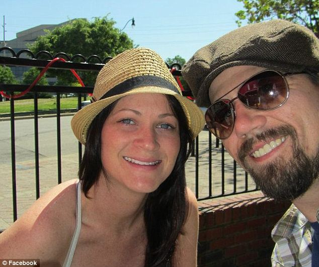 Tragic: The body of Lindsey Stewart (left) was pulled from the Hudson River on Saturday after a horrific boat accident on Friday night. She was due to be married to Brian Bond (right) in two weeks time