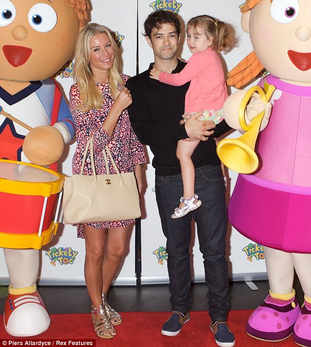 Last appearance: Lee and Denise were seen together last weekend at a toy launch with their daughter Betsy