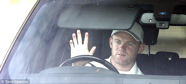 Anfield-bound? There's not a chance Wayne Rooney will sign for Liverpool