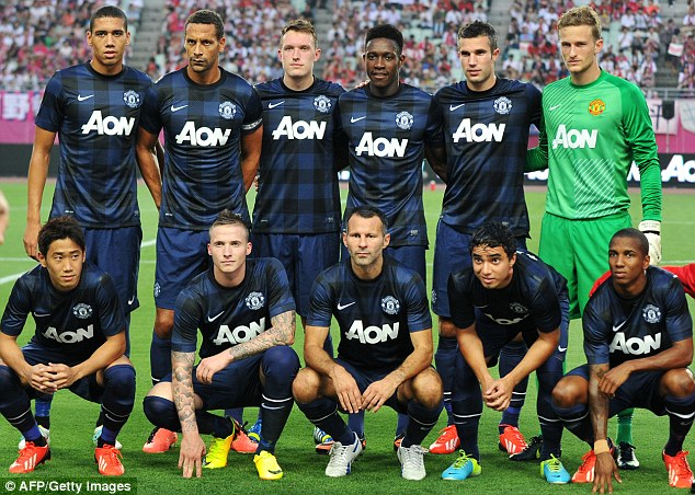 Shaping up? Manchester United are one of several Premier League clubs to have had a busy pre-season schedule