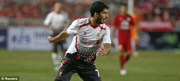 Departing? Luis Suarez's potential exit could seriously undermine Liverpool's plans