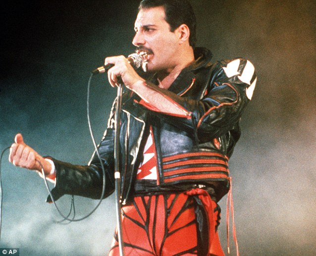 Dwarves allegedly carried trays of cocaine on their heads at Freddie Mercury's birthday