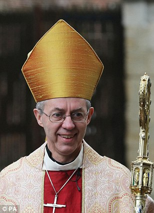 Archbishop of Canterbury Justin Welby's war on the quick-loans company Wonga has backfired