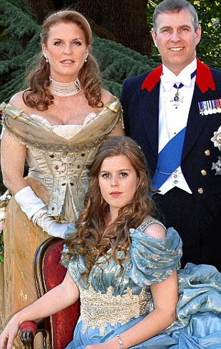 If Charles dies before the Queen, his brother Andrew would become heir, and would be succeeded by his daughter Beatrice