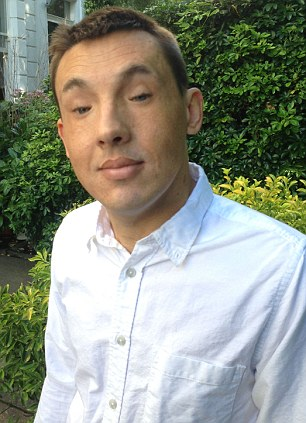 Sufferer: As a father I've seen first-hand how Type 1 diabetes has dominated the life of my eldest son, Ben, for the best part of 30 years