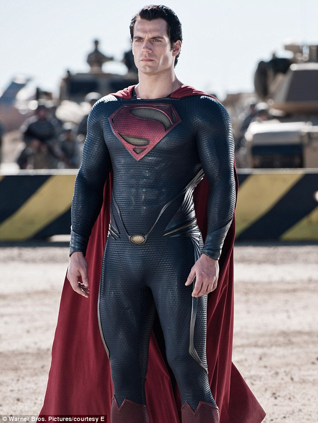 Critical review: Ilya said he thought Man of Steel starring Henry Cavill was a bit too much like Batman