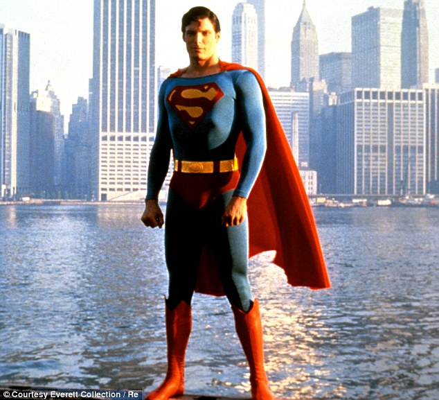 Setting the standard: Ilya produced the 1978 Superman movie starring Christopher Reeves as the superhero