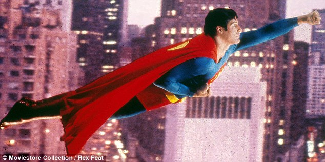 It's Superman: Reeves set the standard for portraying Clark Kent and his powerful alter ego