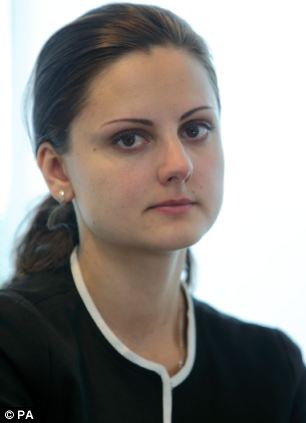 Yulia Schornstein said she needs money to finance a search for her missing husband Sascha