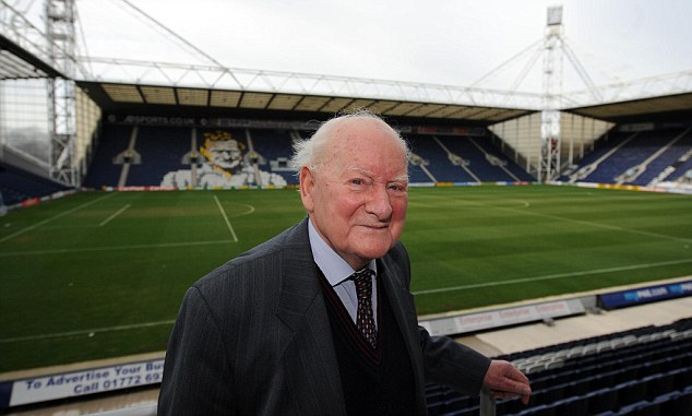 Big money: Finney was only paid a fraction of the wage of modern footballers, despite his undoubted talent