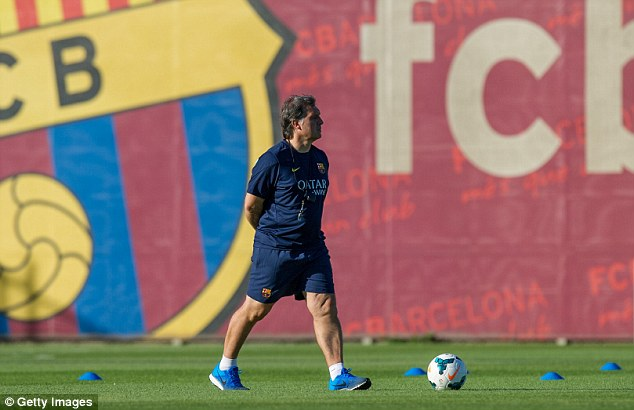 Spanish interests: Barcelona boss Gerardo Martino may still approach Chelsea with an offer