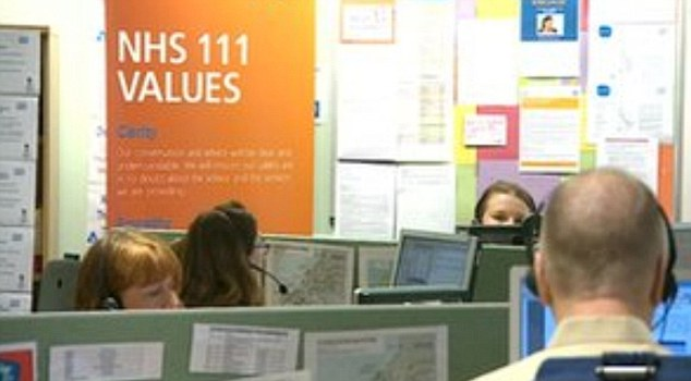Staff numbers at NHS 111 decline dramatically during night and weekend shifts, leaving unqualified workers to make snap decisions about people who may be critically ill