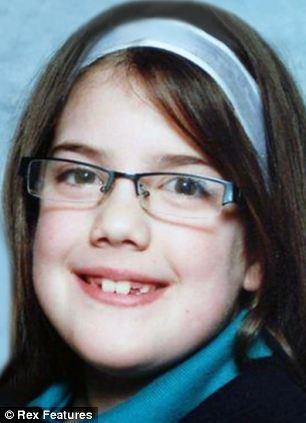 Tia Sharp, 12,