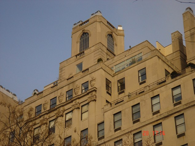 Eye on the prize: Deng hopes to get the couple's $44million Manhattan penthouse