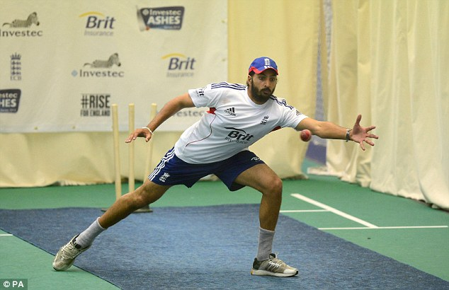 Option: It will be interesting to see if Monty Panesar gets included in the starting team