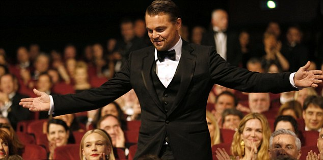 Hollywood: US actor Leonardo DiCaprio is a famous face in film