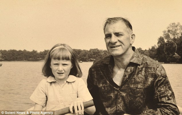 Tessa's beloved father passed away shortly after she started seeing Richard