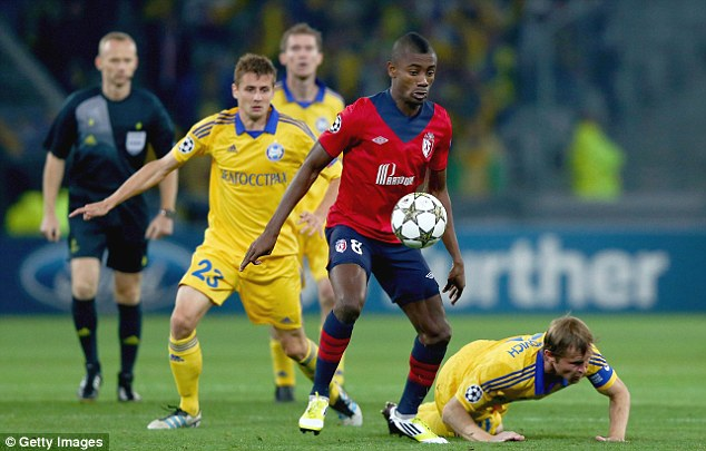 Maybe next: Salomon Kalou is believed to be mulling over a move to Upton Park