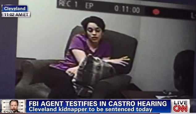 Gina DeJesus: All of the victims were described as being malnourished, pale, gaunt and dehydrated