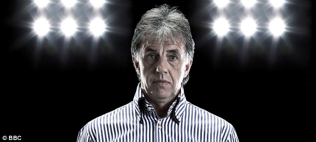Beginning of the end? Mark Lawrenson has had his Match of the Day appearances reduced