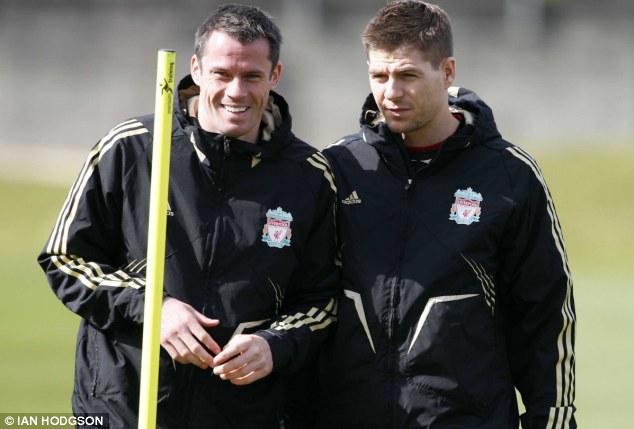 Carragher and Gerrad