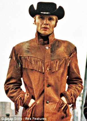Midnight Cowboy: As Jon Voight's character sets off on the bus to New York, the song gets inside his head