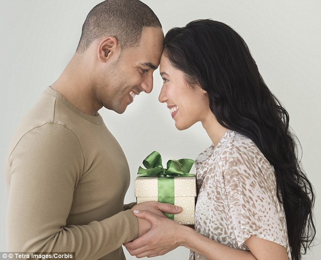 Not only do British men struggle to remember significant dates, they also lack skills in buying present