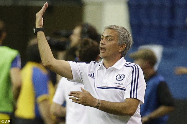 The Special One: Mourinho wants to transform Torres back into one of Europe's top strikers