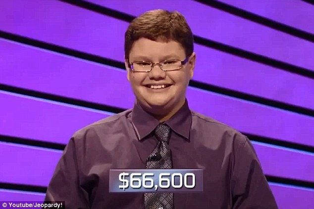 Winner: Skyler Hornback, a Civil War buff, also gave the correct answer and ended up taking first place with record-setting $66,600