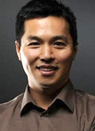 Moving forward: The UK boss of Twitter, Tony Wang,  pictured,  has personally apologised to women who have been attacked by 'trolls' on the social networking site