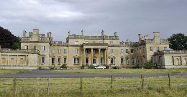 Majestic: Tottenham House on the Savernake estate