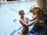 Age-old ritual: The famous Gellert baths in Budapest