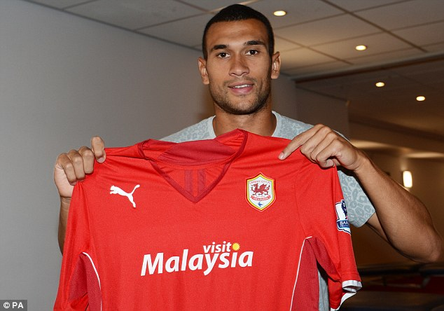 Coup for Cardiff: But has Steven Caulker's move really enhanced his England chances