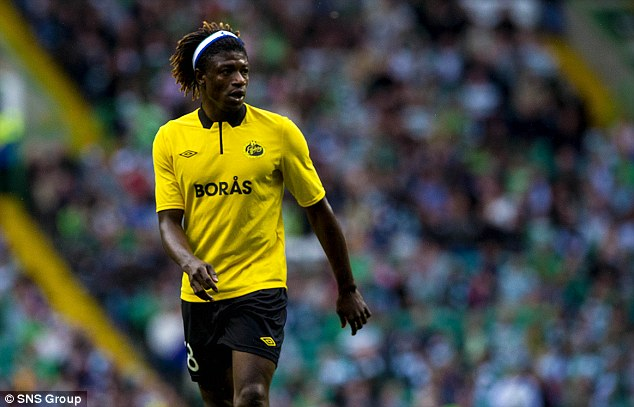 Back to haunt: Celtic could be knocked out of the Champions League by Mo Bangura