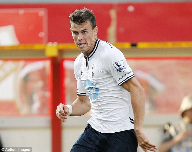 MVP: The sale of Gareth Bale could earn Tottenham an astronomical fee from Real Madrid