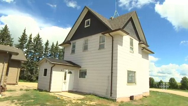 House giveaway: Two brothers in Manitoba, Canada, are offering to give away their family's house so long as the new buyers are able to move it off of their land